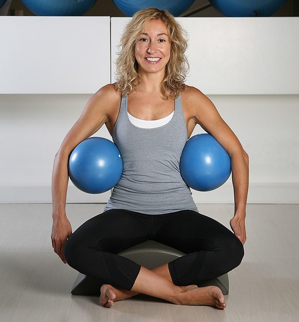 Claudia Fink Pilates Milano