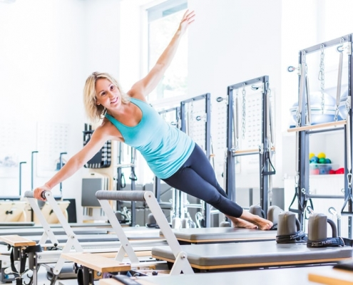 Corsi Pilates Reformer 02